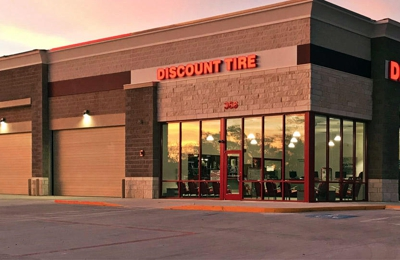 Discount Tire - Spring Branch, TX