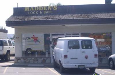 Madden's  Lock & Safe - Escondido, CA