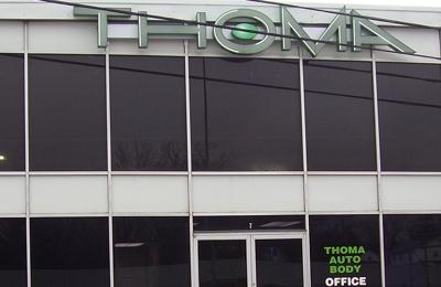 Thoma Auto Body Shop - Dayton, OH