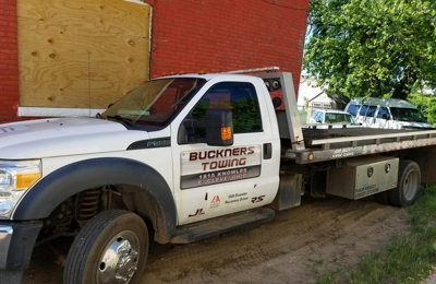 Buckners Towing - Cleveland, OH