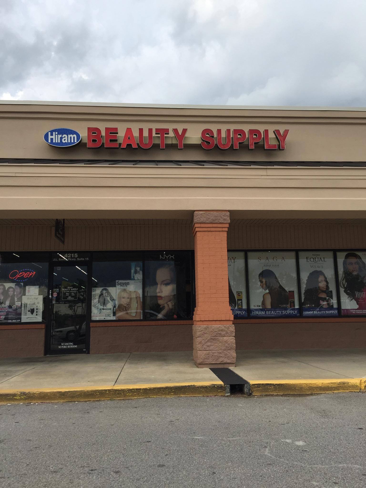 Hiram Beauty Supply 4215 Jimmy Lee Smith Pkwy Ste 15 ...