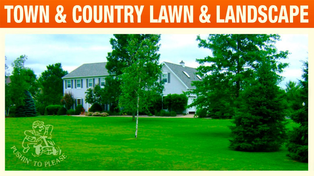Town Country Lawn Landscape 16883 Starks Rd Unity Wi 54488 Yp
