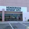 Henderson Restaurant Supply
