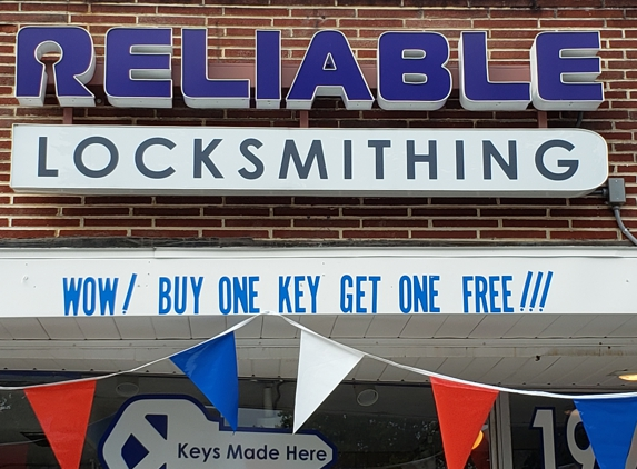 Reliable Locksmithing, LLC - Cuyahoga Falls, OH