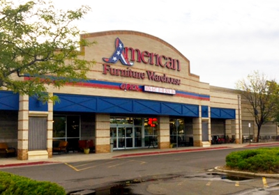 American Furniture Warehouse 5390 S