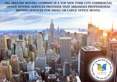 All Around Moving Services Company, Inc. - New York, NY