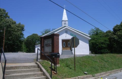 Ebenezer Baptist Church - Stone Mountain, GA