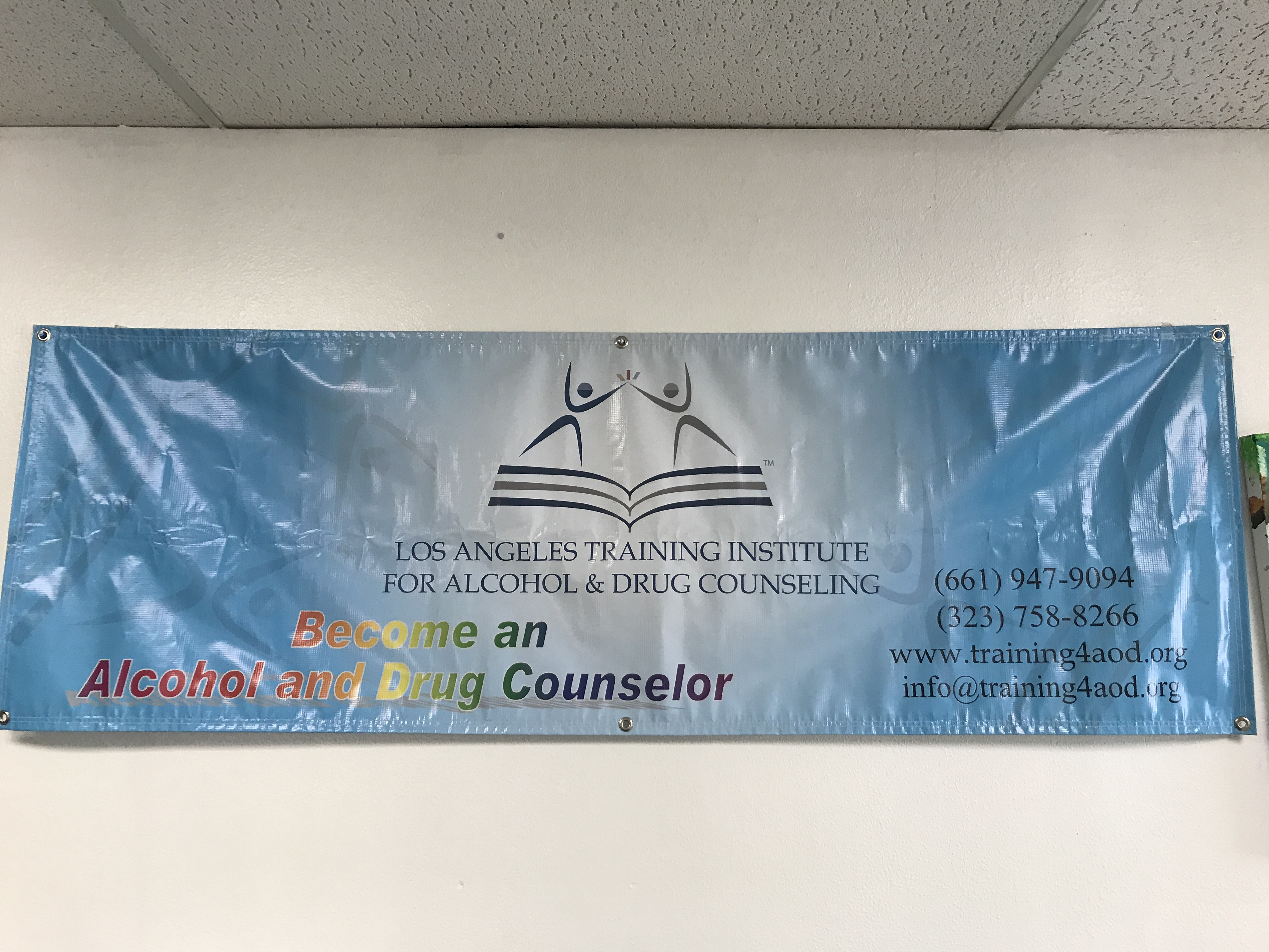 Los Angeles Training Institute For Alcohol Drug Counseling 1543 E
