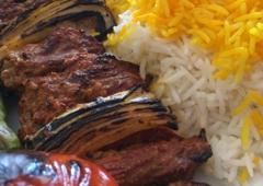 Royal Vanak - Glendale, CA. Kebab