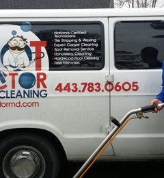 Spot Doctor Carpet Cleaning. Aaron the spot doctor