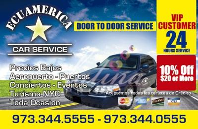 Ecuamerica Car Service LLC - newark, NJ