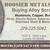 Hoosier Metals, Inc.