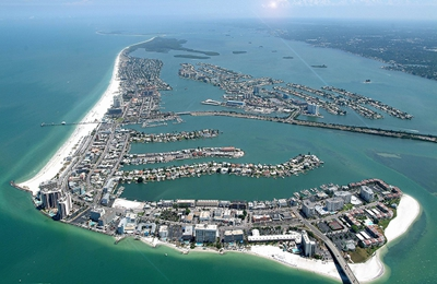 Clearwater Beach Lodging - Clearwater Beach, FL