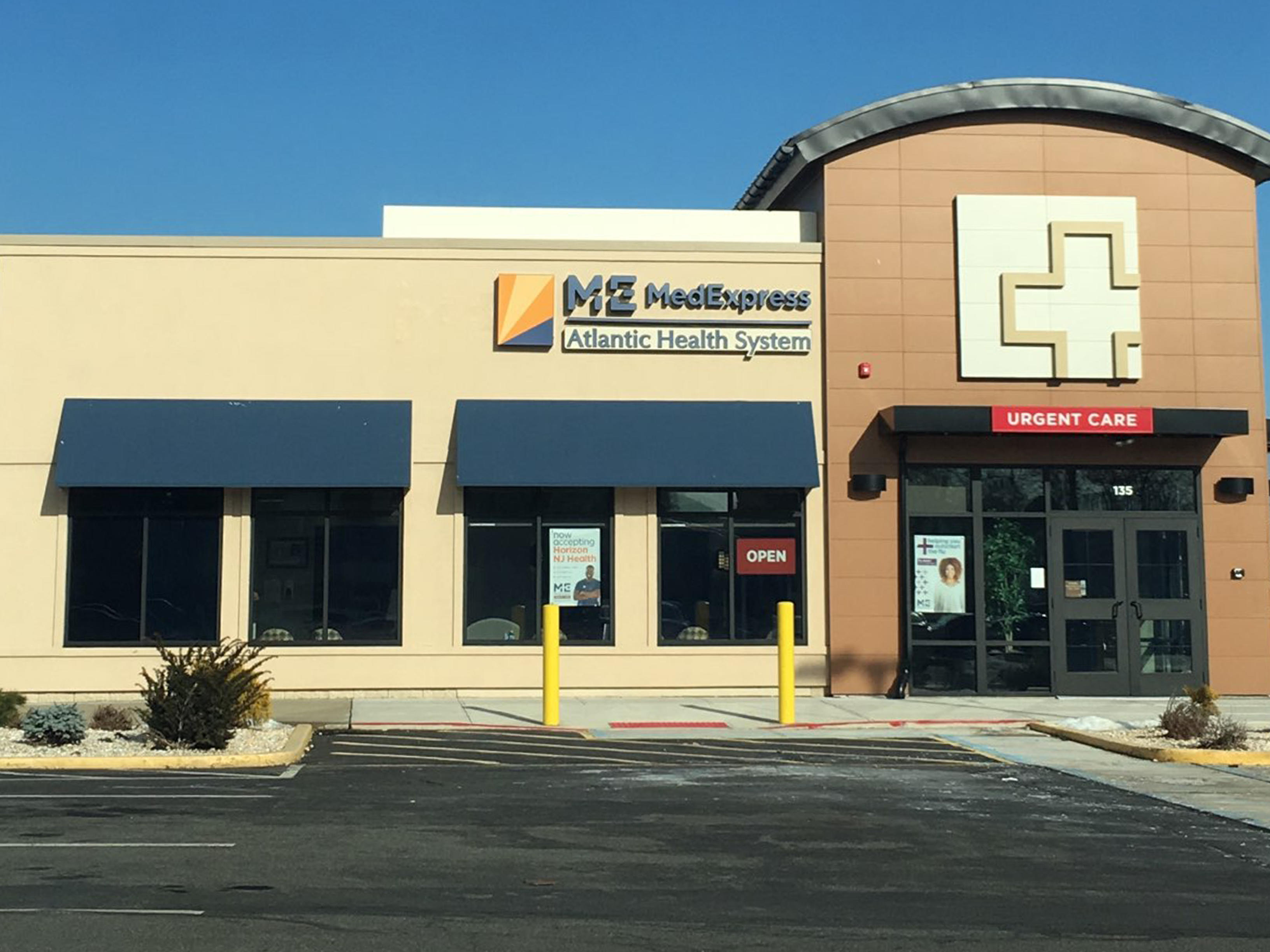 MedExpress Urgent Care 135 Bloomfield Ave, Bloomfield, NJ 07003 - YP com