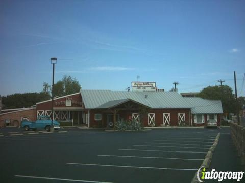 The Barn Door Restaurant 8400 N New Braunfels Ave San Antonio Tx