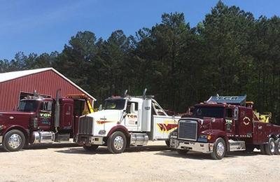 TCR Towing & Recovery - Carrollton, GA