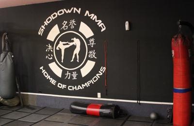 Shodown MMA - Booneville, AR
