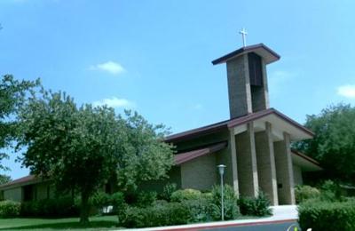 Saint Vincent De Paul Church - San Antonio, TX