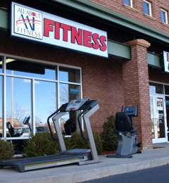 All About Fitness Equipment and Training - Fort Collins, CO