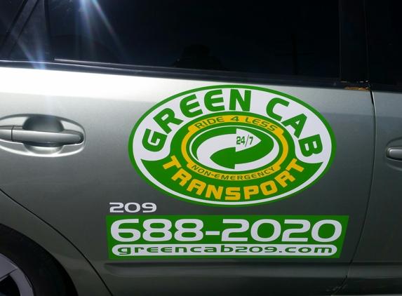 Green Cab - Stockton, CA