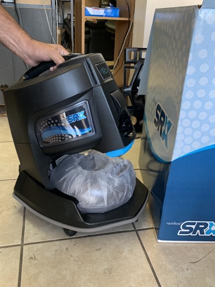 Rainbow Vacuum Authorized Distributor - Los Angeles, CA. New Rainbow SRX