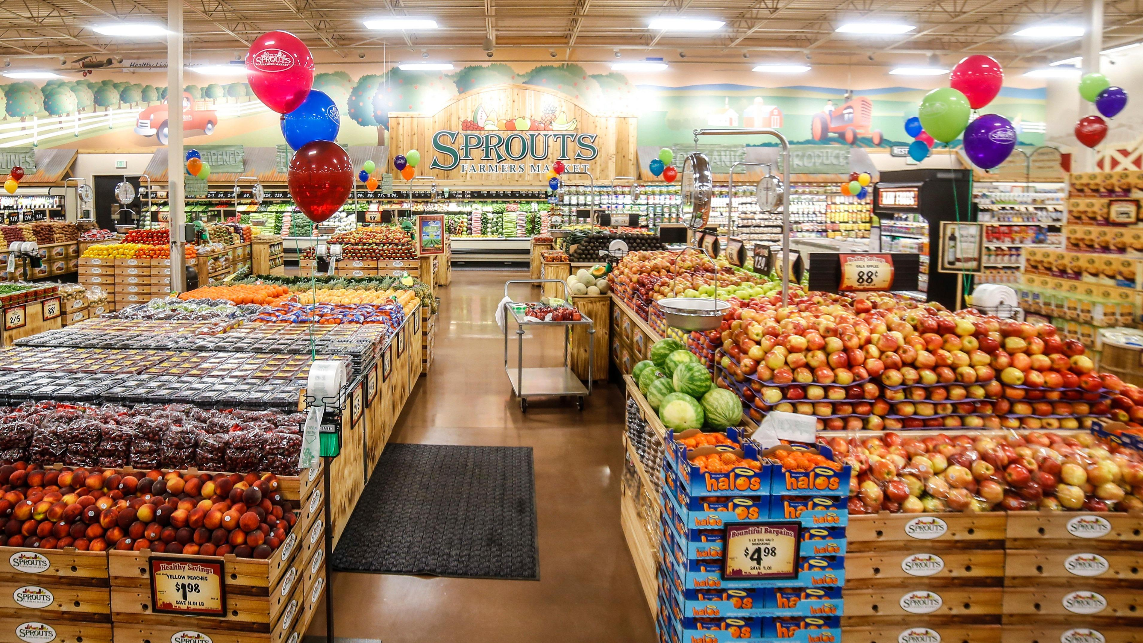 Sprouts Farmers Market 5130 W Peoria Ave, Glendale, AZ 85302