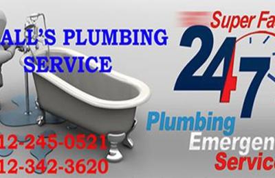Hall's Plumbing Service - Lyons, GA