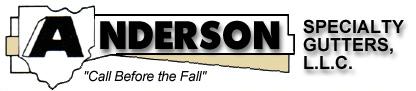 anderson gutters logo