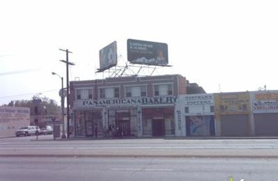 Panamericana Bakery - Los Angeles, CA