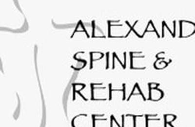 Alexandria Spine & Rehab Center - Alexandria, LA