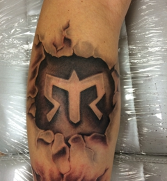 In Living Color studio of Tattoo & Piercing 20416 S Tamiami Trl ...