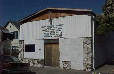 Bible Way Missionary Baptist Church - Richmond, CA