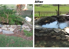 K & R Pond Care Inc