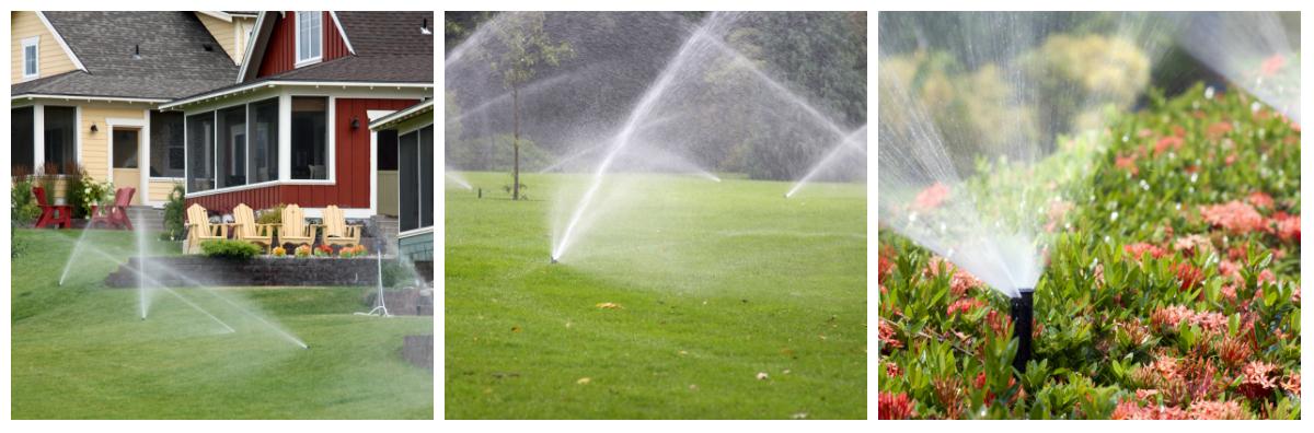 Irrigation Services - Capitol Lawn Sprinkler Inc - Verona - WI