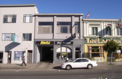 Hertz - San Francisco, CA