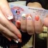 Big Red Nails
