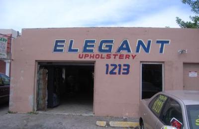 Elegant Fine Upholstery - Hollywood, FL