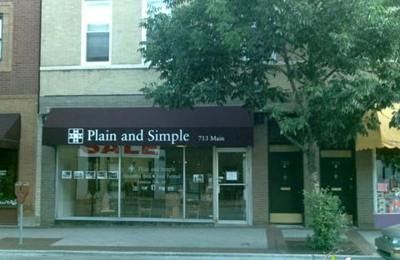 Plain and Simple Amish Furniture - Evanston, IL