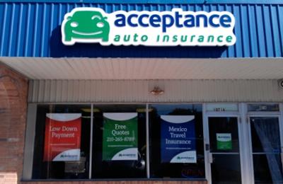 Acceptance Insurance - San Antonio, TX