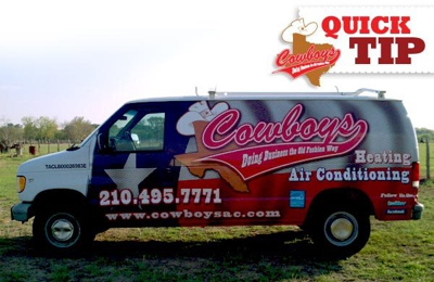 Cowboys Air Conditioning Heating San Antonio
