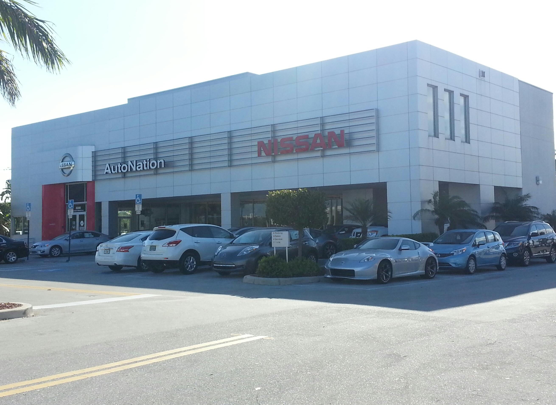 AutoNation Nissan Delray 2200 S Federal Hwy, Delray Beach, FL 33483 ...