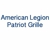 American Legion Patriot Grille