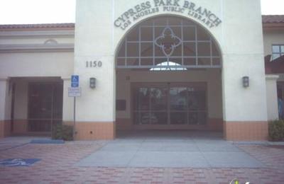 Cypress Park Library - Los Angeles, CA
