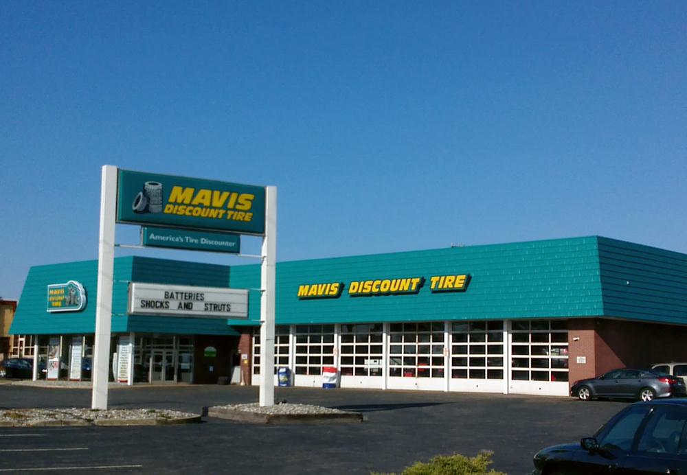 Mavis Discount Tire Tire Reviews Goodyear Nordic Snow >> Mavis Discount Tire 280 Route 37 E Toms River Nj 08753