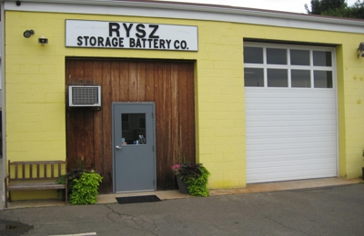 Rysz Storage Battery Co   Norwalk, CT