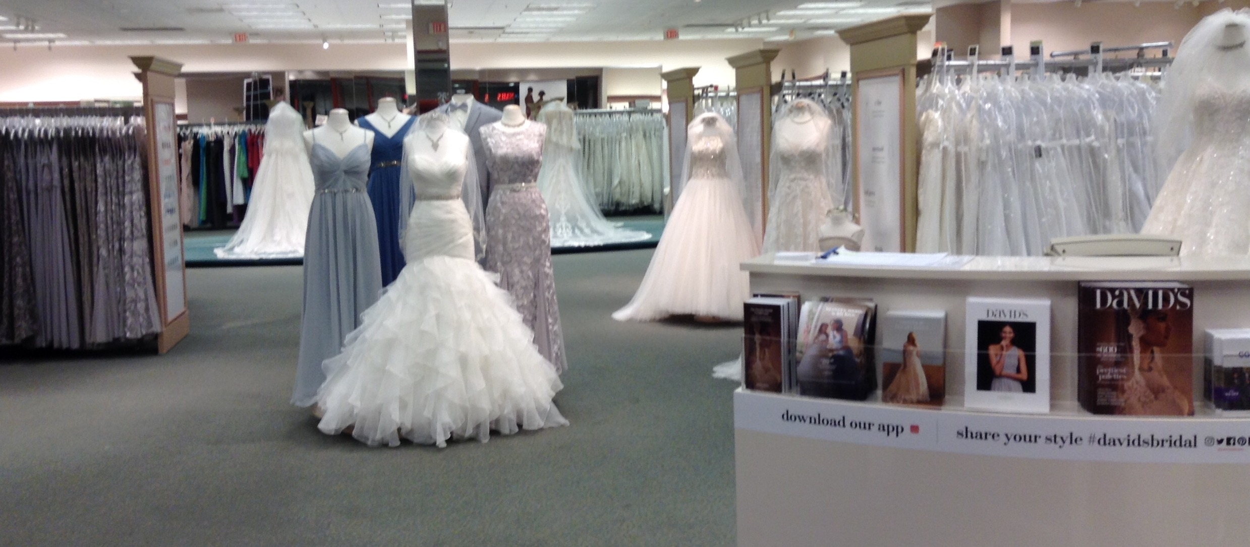 David S Bridal 2637 Gulf To Bay Blvd Clearwater Fl 33759