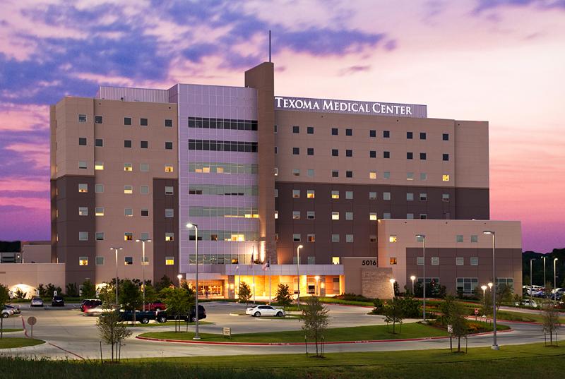 Texoma Medical Center 5016 S Us Highway 75 Denison Tx