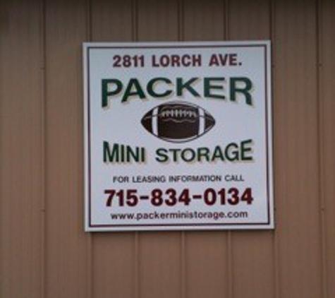 Packer Mini Storage - Eau Claire, WI