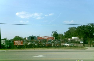 Junk Yards In Fort Worth Texas >> Sargent Auto Salvage 4729 Mansfield Hwy Forest Hill Tx 76119