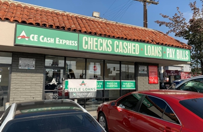 LoanMart Title Loans at ACE Cash Express - Los Angeles, CA